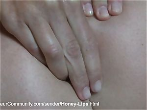 wondrous honey gets pummeled in her insatiable fuck holes