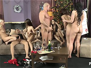 The orgy Game before Christmas episode 3