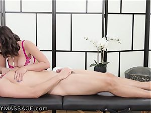masseur Ella Knox And Her european brother In Law