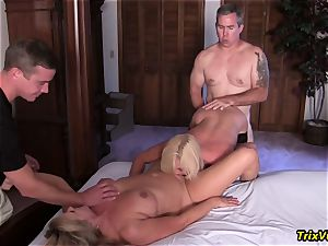 group fuck the Stripper with Ms Paris Rose
