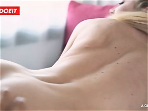 Running for love Apolonia and Sicilia have insatiable lovemaking