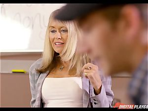 lovemaking addicts anonymous gets a bit warm with Jasmine James and Danny D