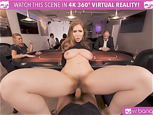 VRBangers.com-Busty honey is drilling hard in this agent