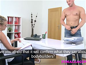 FemaleAgent fellow sates agents wood eagerness