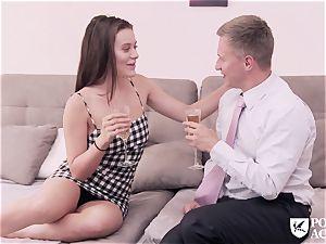 pornography ACADEMIE - yankee Lana Rhoades boinks principal