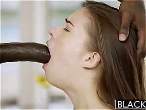 BLACKED first multiracial For Pretty gf Zoe beef whistle