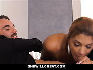 SheWillCheat - red-hot cuckold wife revenge banging