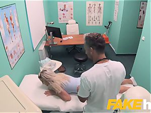 fake polyclinic fast pulverizing gives towheaded thick tits british