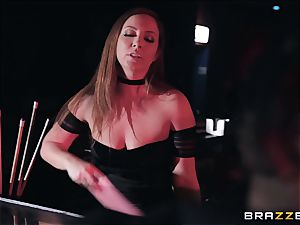 buttfuck is on the menu for Maddy OReilly