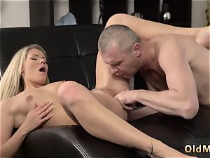 older school porno enormous boobs She is so killer in this brief skirt