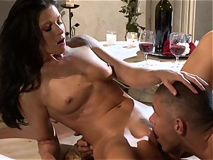 India Summers is having the brilliant shag she always desired and craved