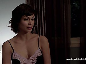 outstanding Morena Baccarin looking jaw-dropping naked on film