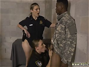 super-naughty mummy ass-fuck first time fake Soldier Gets Used as a pound toy
