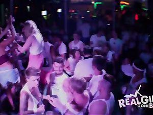 Real bendy teenagers soiree