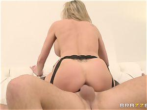Brandi enjoy gets her revenge on her cuckold guy