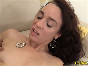 Mature Sable Renae gets missionary sex
