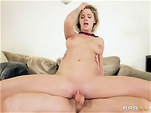 youthful emo plows his neighbor's uber-sexy daughter Jessa Rhodes