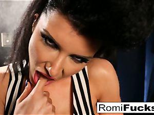Romi Rain lezzie joy