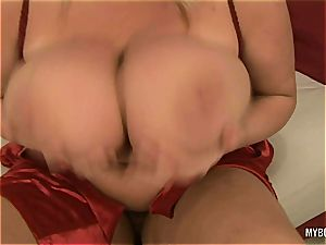 Laura's thick titties