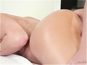 Carter Cruise seducing her greatest friend's sis