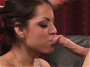giant titty Yurizan railing meatpipe on the couch