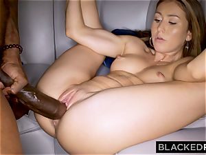 BLACKEDRAW girlfriend Cheats With largest big black cock in The World!