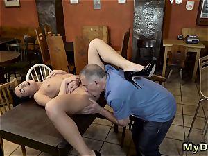 young lil' drizzle and meaty titty nubile brutal anal invasion Can you trust your gf leaving her alone