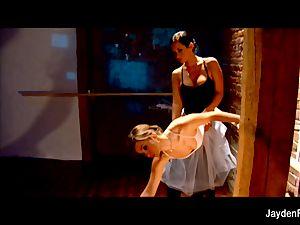 gorgeous ballet lessons w Jayden Jaymes