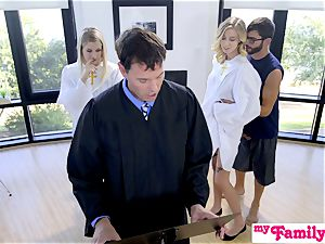 Church stunner screws brother Behind Dads Back! S1:E4