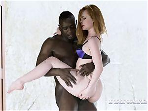 Ella Hughes prefers interracial act