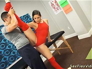 Flexi Bella Danger hump gymnastic