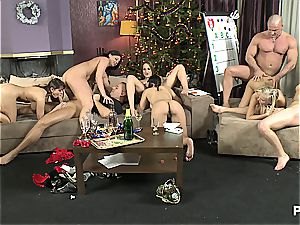 The fuckfest Game before Christmas sequence 4