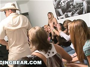 DANCINGBEAR - off the hook Delivery for college damsels