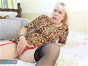 EuropeMaturE doll Sextasy displaying Off Alone