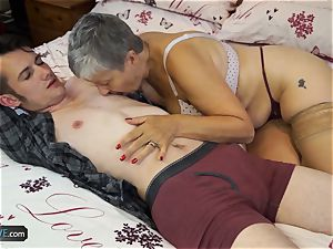 AgedLovE naughty grannies hardcore fuck-a-thon Compilation