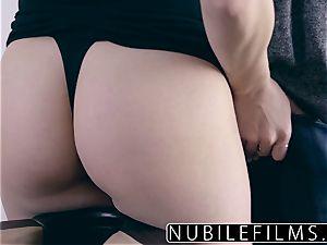 NubileFilms - cheating wifey Wants wood And jism