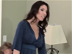 Bad wife Dava Foxx cheats on her husband