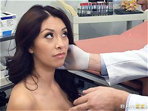 Kara fake medical cooch check up