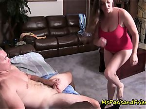 father daughter Get busted, Caught in the activity by mommy