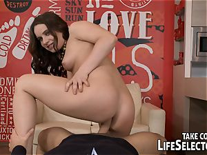 impressive rectal Compilation From LifeSelector