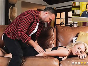Alix Lynx rectal fucked by hung Keiran Lee