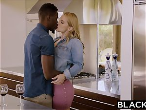 BLACKED molten gf hungers and Cheats With big black cock
