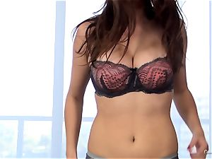 sumptuous beginner Ashley Adams works her casting brilliantly