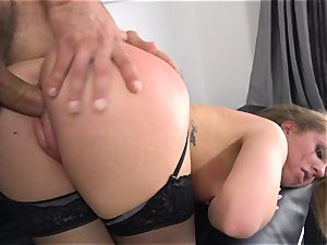 Maddy OReilly inserted total in her underwear